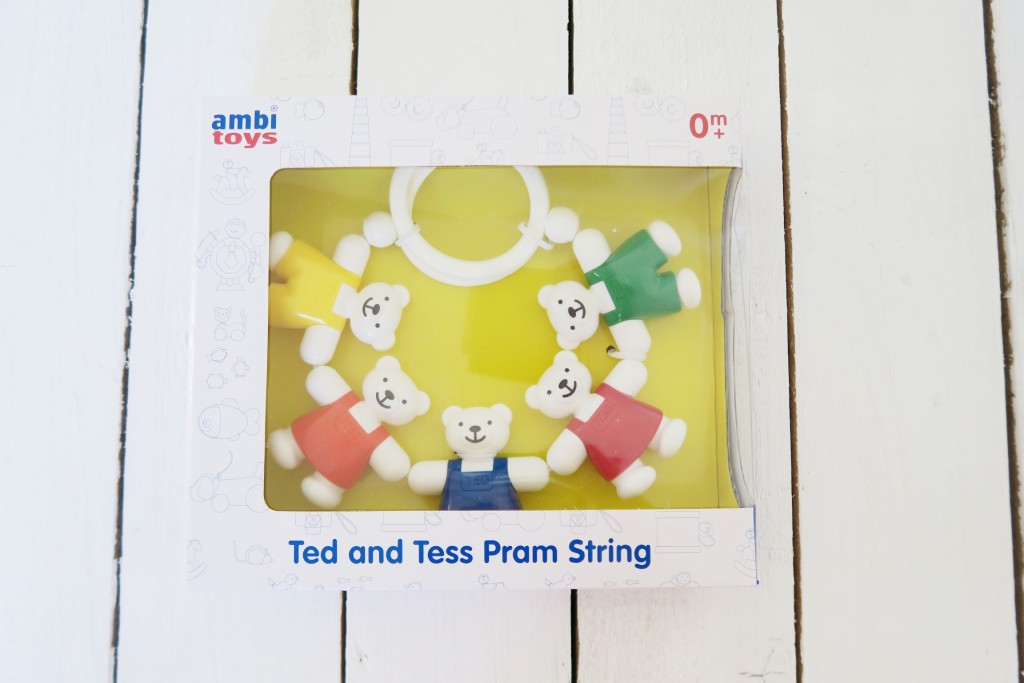 ted and tess pram string galt