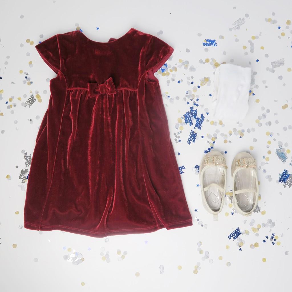 baby fashion flatlay
