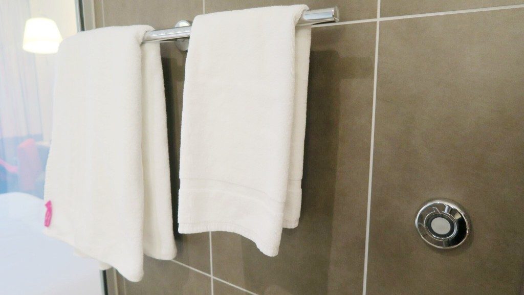 Novotel London Blackfriars review towels