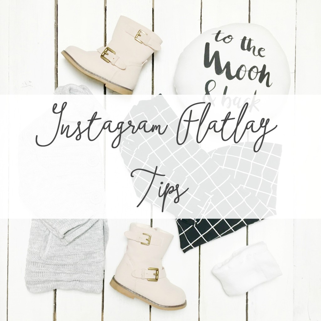 how to take the perfect instagram flatlay photo