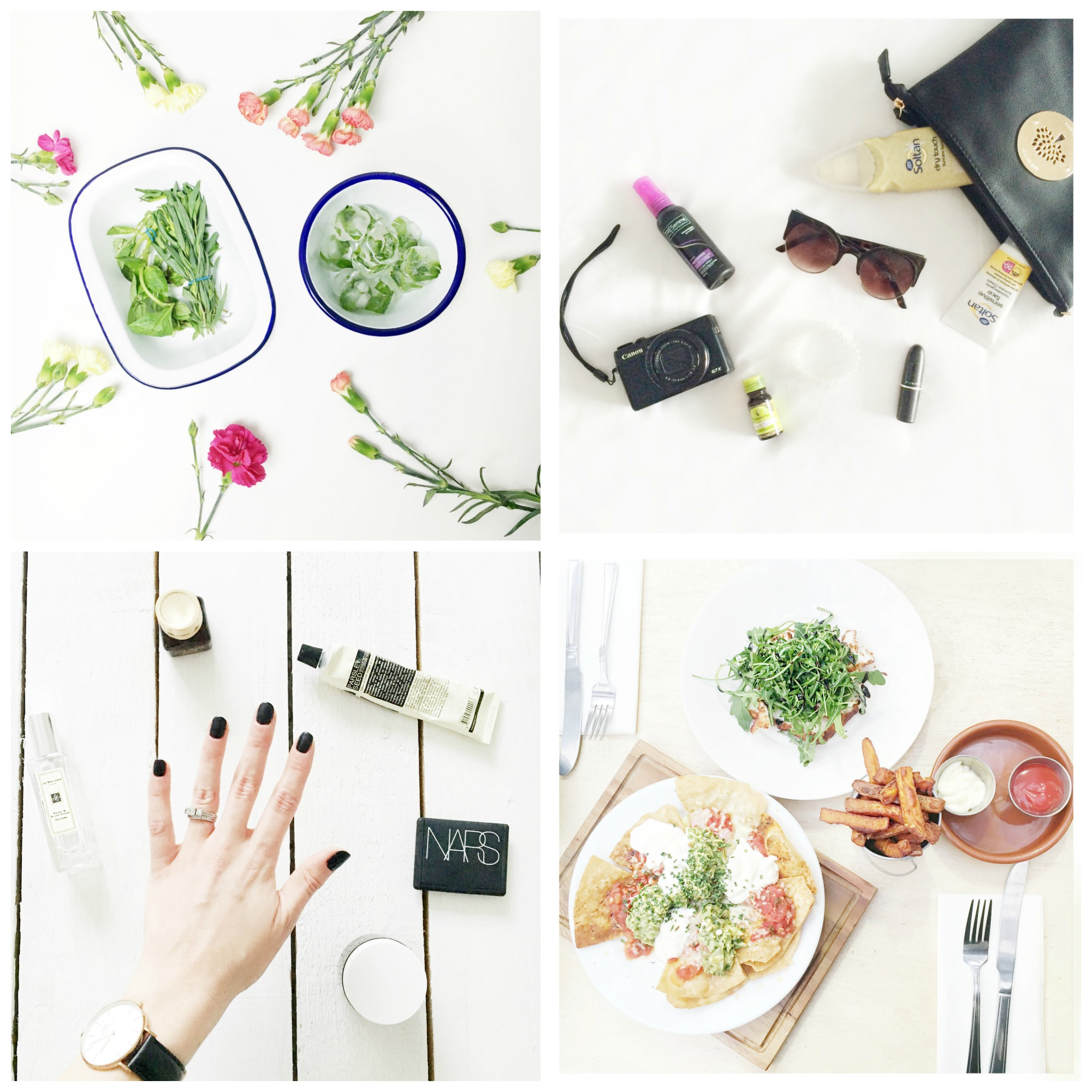 Instagram How To Take The Perfect Flatlay Photo