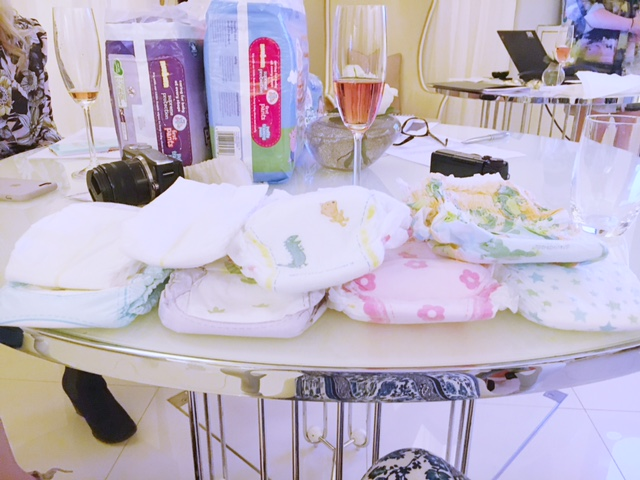 little angels nappies blogger event