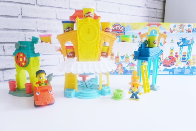 hasbro toy tribe playdoh town review 9