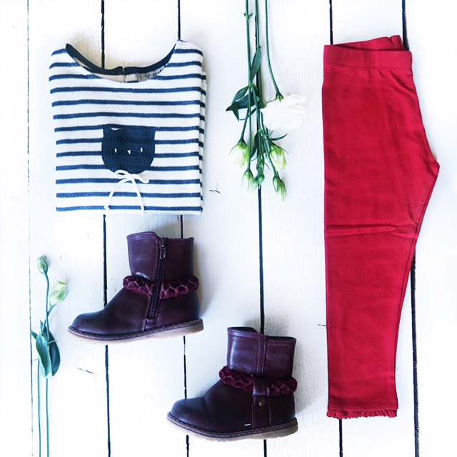 next kids girl outfit flatlay weekendt tot style