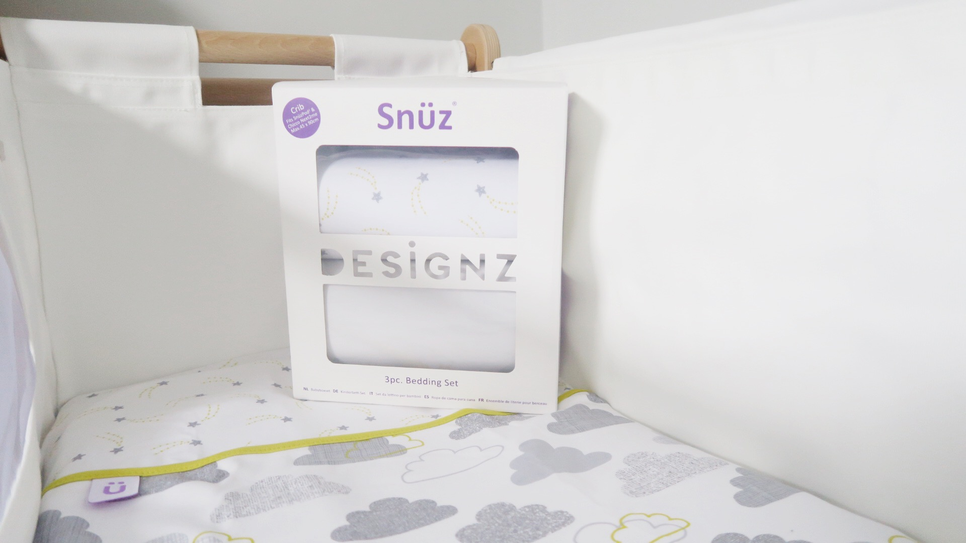 Snuzpod 3 In 1 Bedside Crib Review