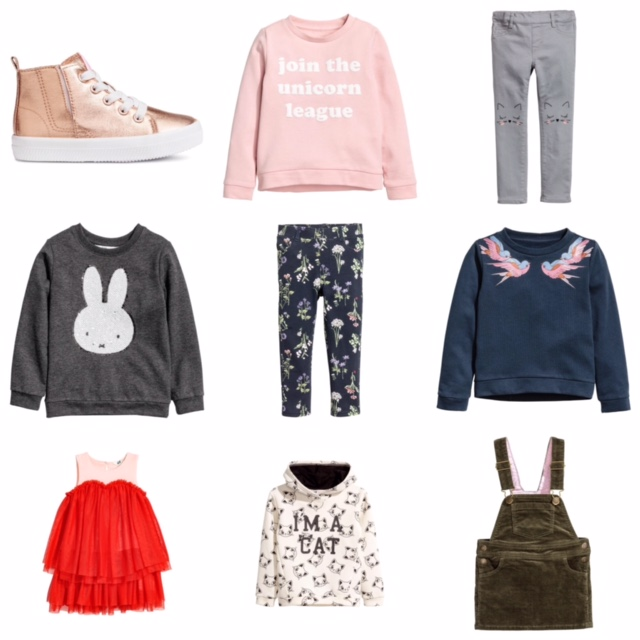 h&m ss17 kids wish list