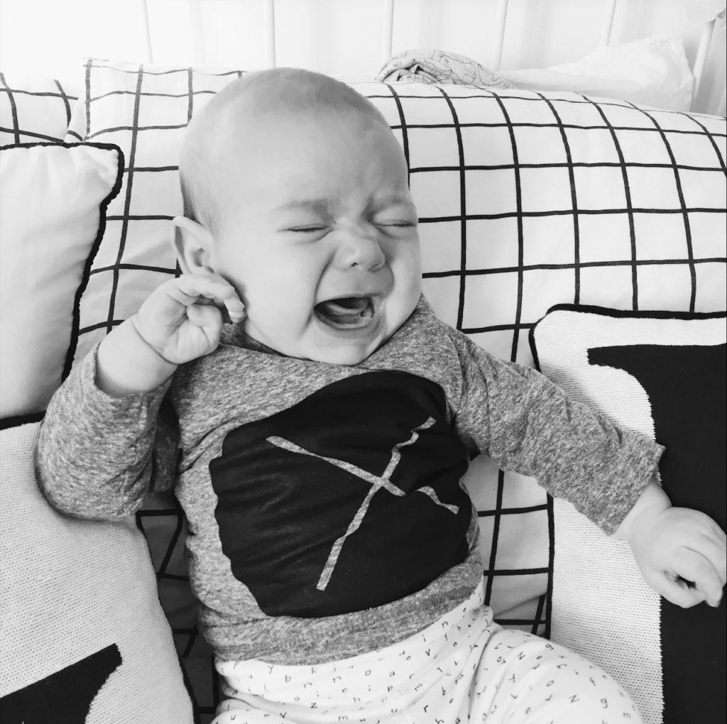silent reflux stole my baby