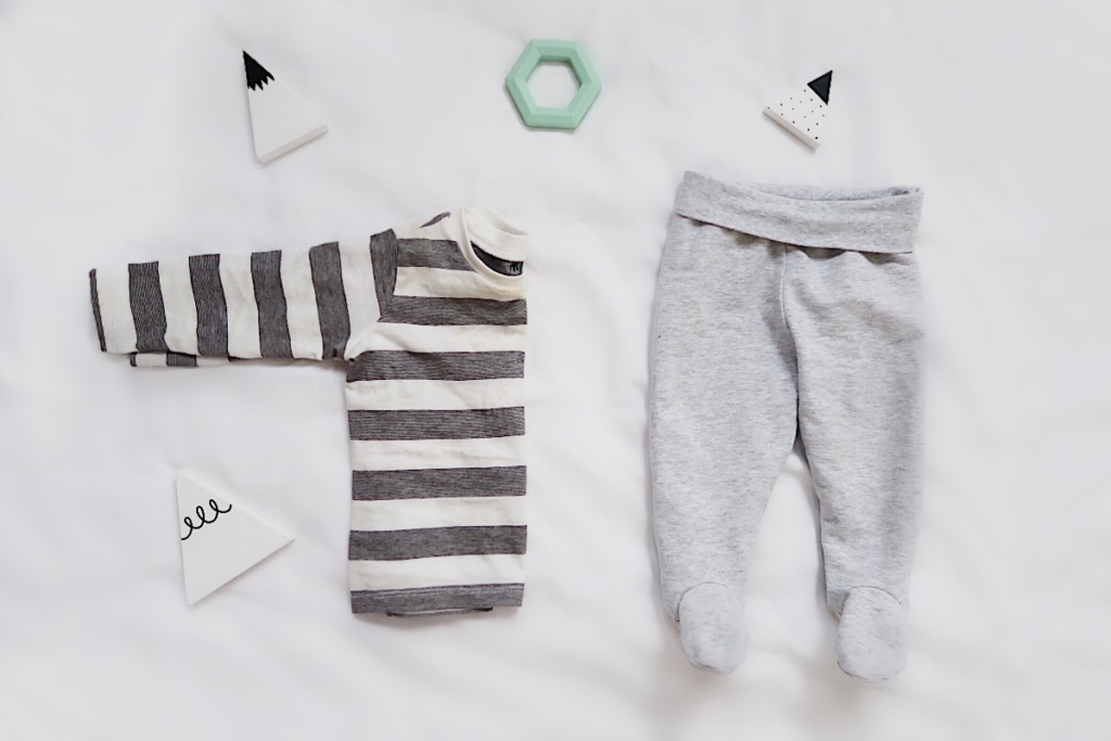 baby boy outfit H&M