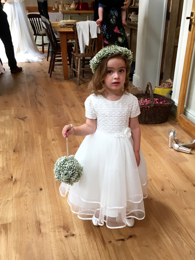 Frilly Pretty Things Flower Girl Dresses 2