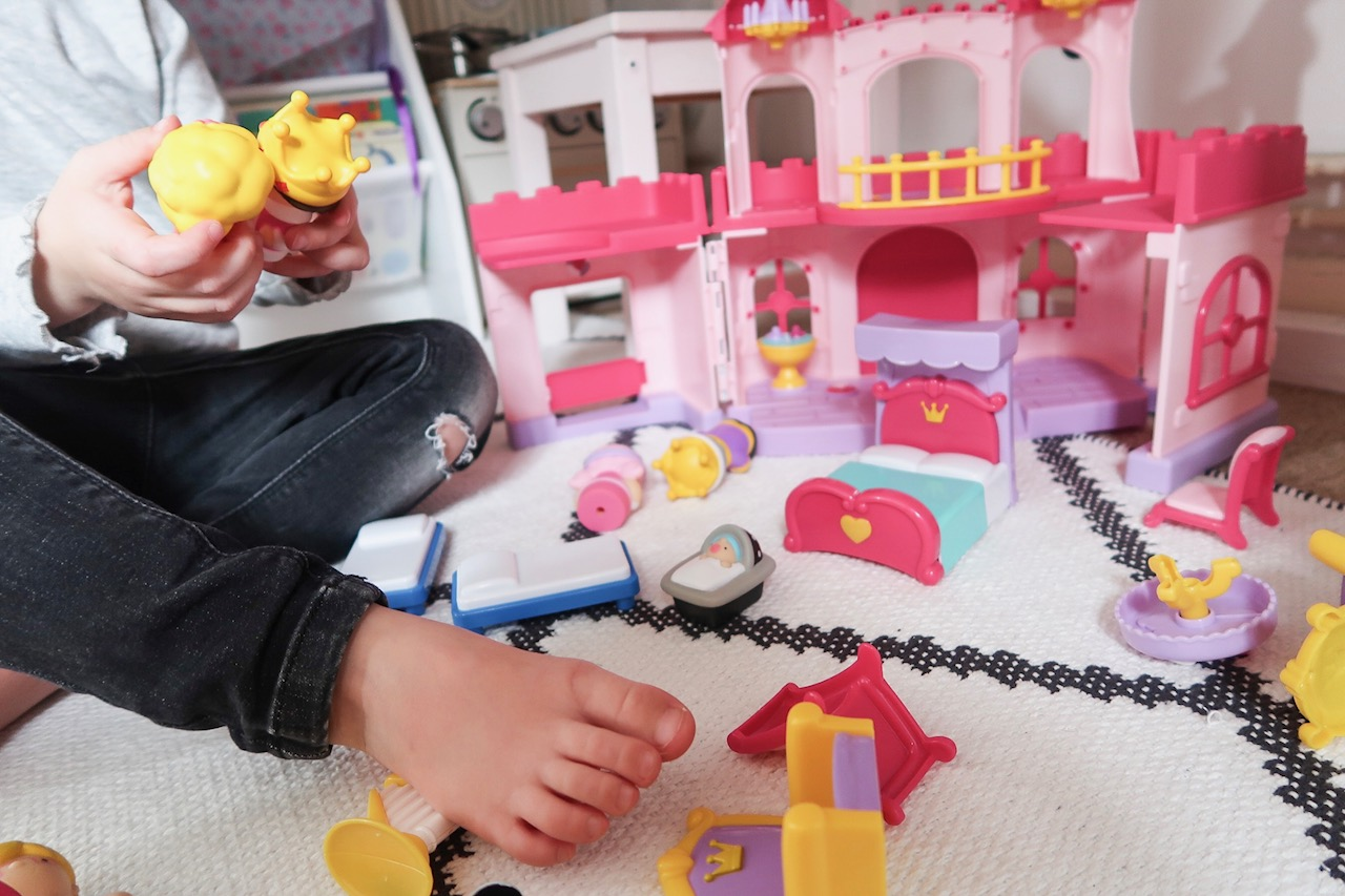Chad Valley Tots Town Review